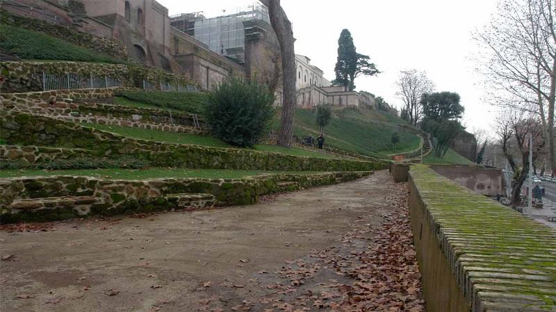Falsa partenza per il basamento Aventino! - Dimensione Suono Roma