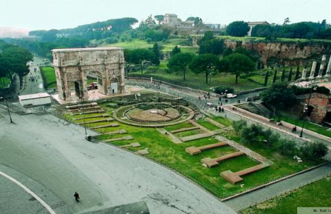Roma Caput Social