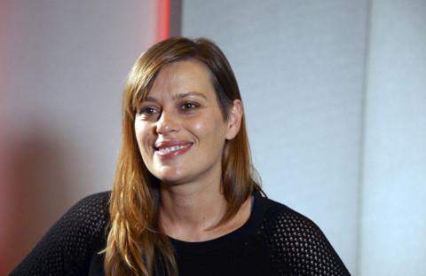 Claudia Pandolfi ospite a dimensione suono roma