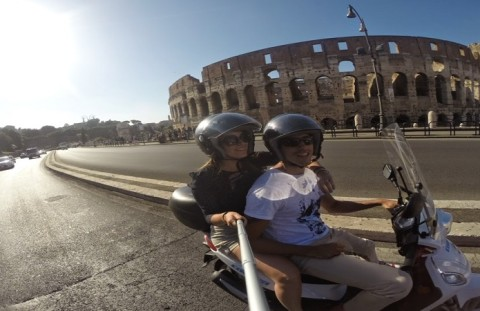 Cooltra@Colosseum with Caracas friends