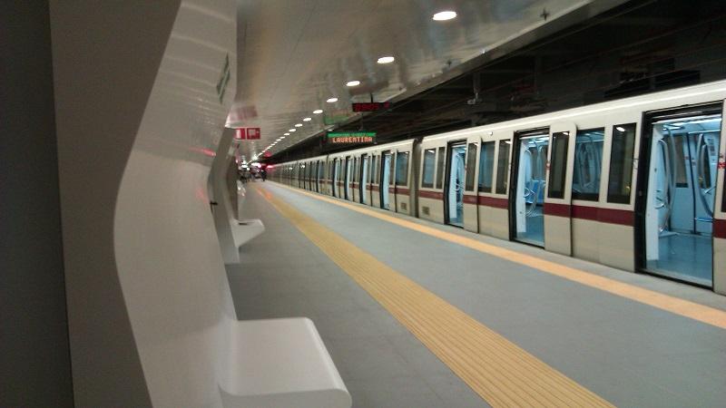 Inaugurazione_metro_B1