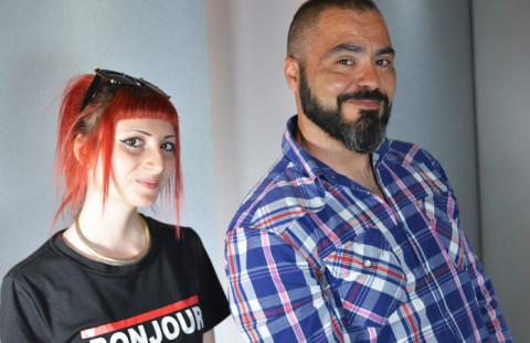 Lilly Meraviglia e Ignazio Failla