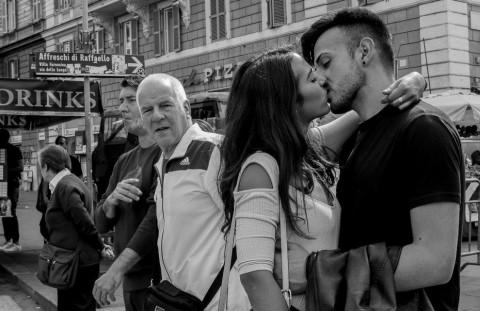 foto amore baci