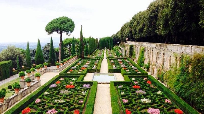 Giardino di sant andrea al quirinale roma giardino di sant andrea