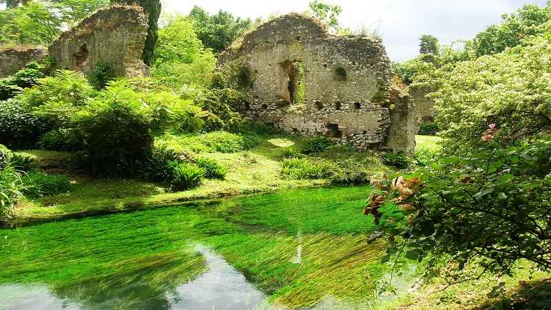 Il giardino pi bello del mondo dimensione suono roma - Il giardino di giada ...