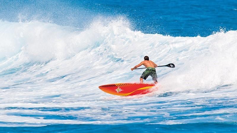from the JP team on the  board in Maui, Hawaii (USA). Photo: thorstenindra.com