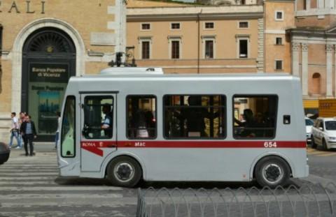 minibus atac