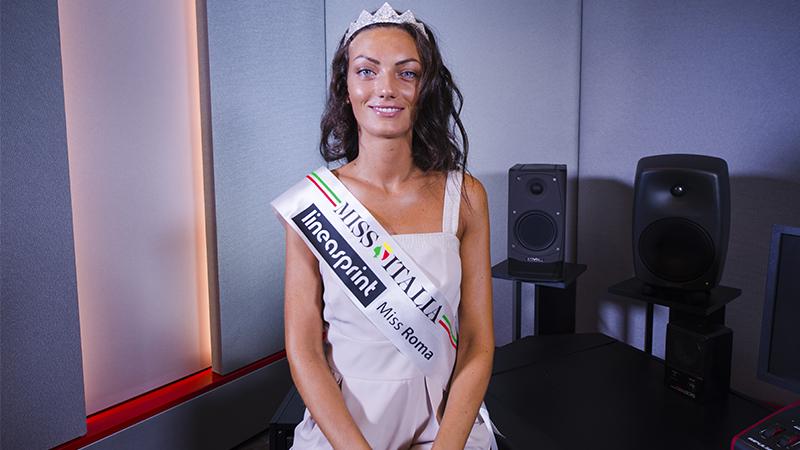pretty nice e2303 38167 Claudia Guidi: Miss Roma 2015 sogna il cinema – Dimensione ...