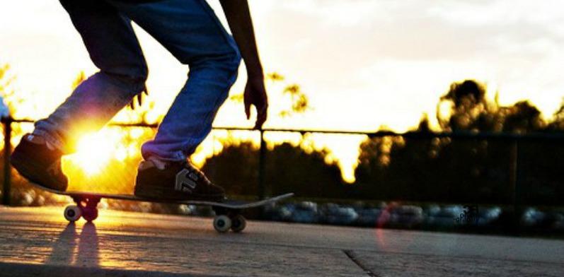 Incontri skateboarder