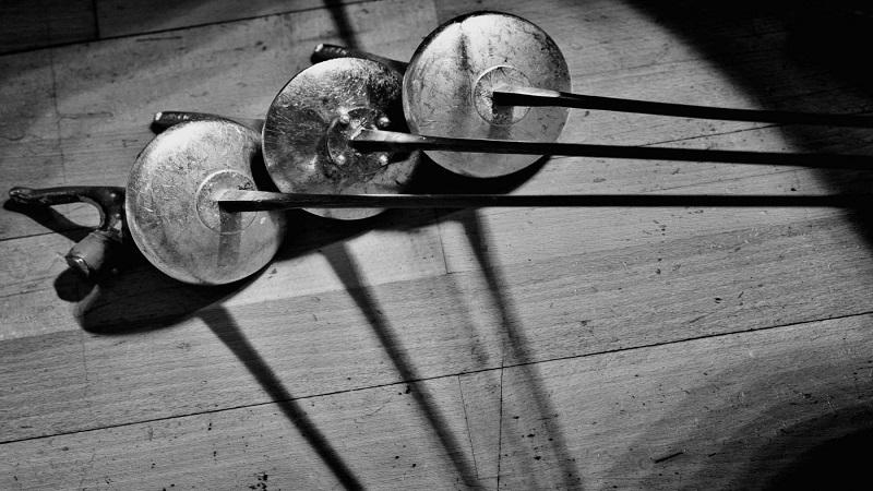 """Foto Marco Alpozzi - LaPresse 23 03 2014 Torino Sport Coppa del Mondo di Scherma - Fioretto Femminile - Trofeo Inalpi - semifinale - fioretto femminile di squadra   Photo Marco Alpozzi - LaPresse 23 03 2014 Turin Sport Fencing World Championships - women's foil - """"Trofeo Inalpi"""" - semi final - women's foil team"""