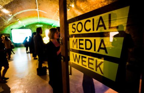 social media week roma