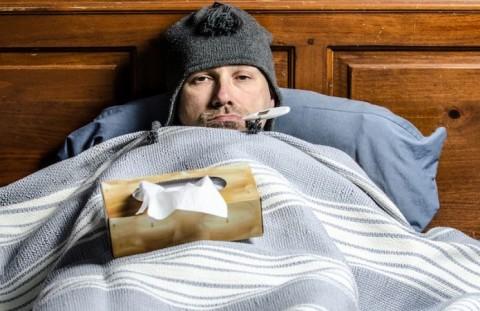 uomini raffreddore
